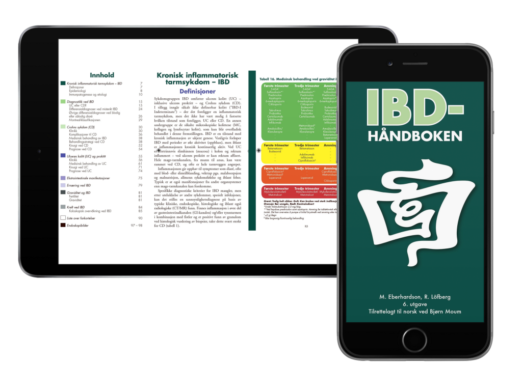 ePub for IBD-Håndboken